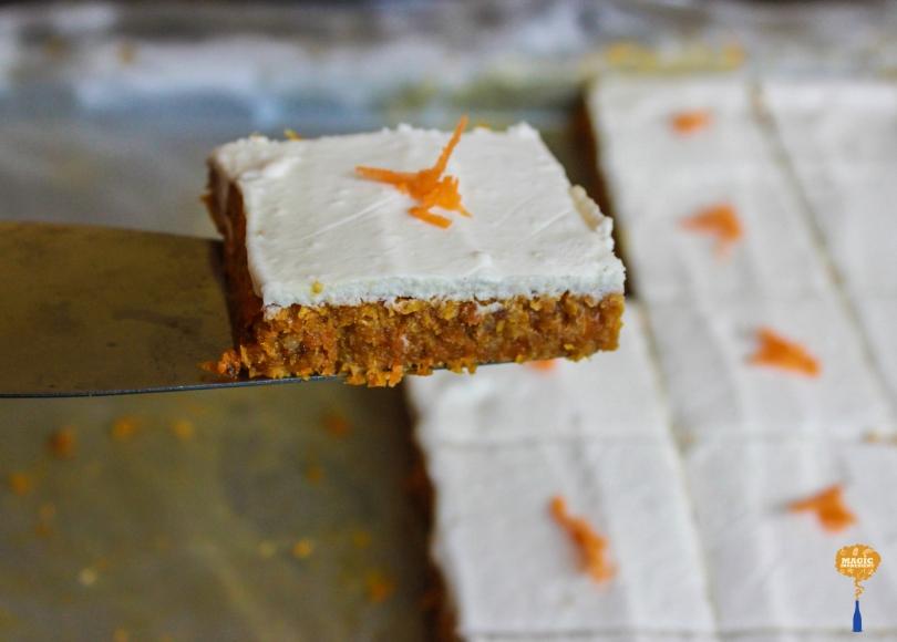 photo of Vegan Carrot Fudge Bar