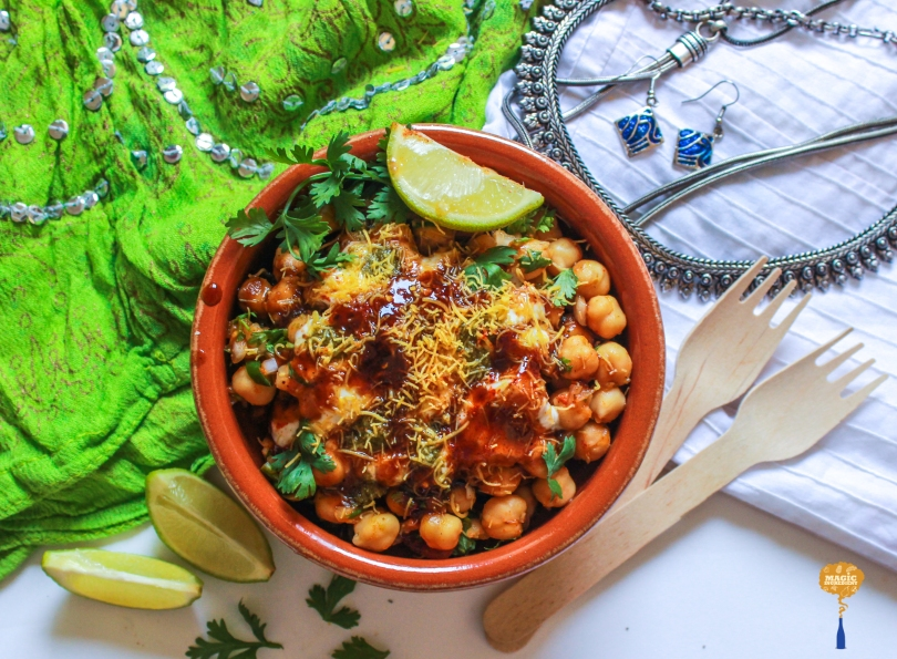 Photo of Chole Chaat