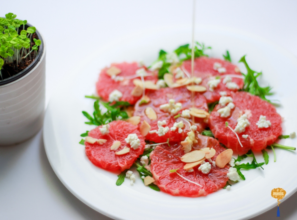 Photo of Zaatar Dressing for Citrus Salad