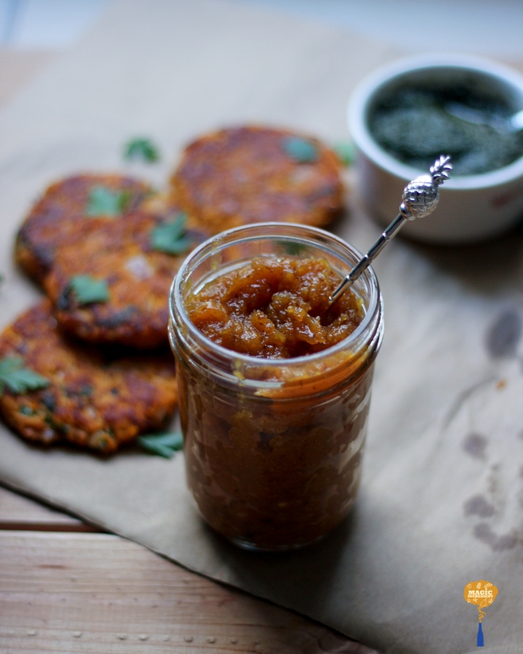 photo of Apricot, Pear & Dates Chutney