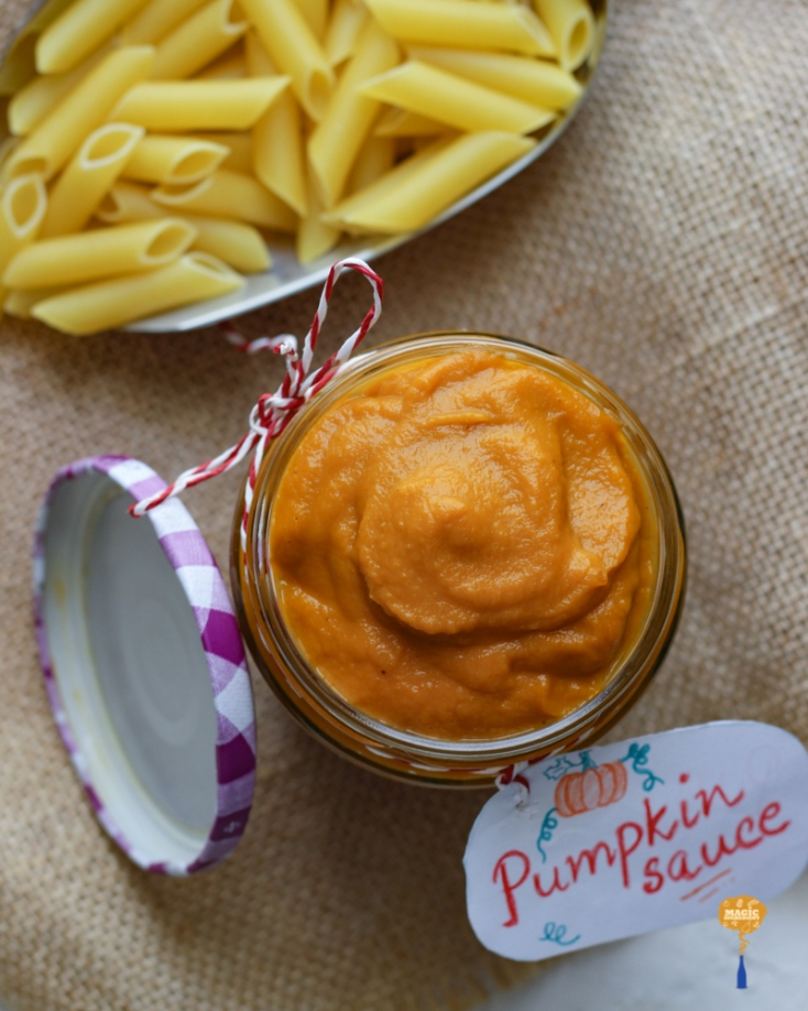 Photo of Pumpkin Sauce