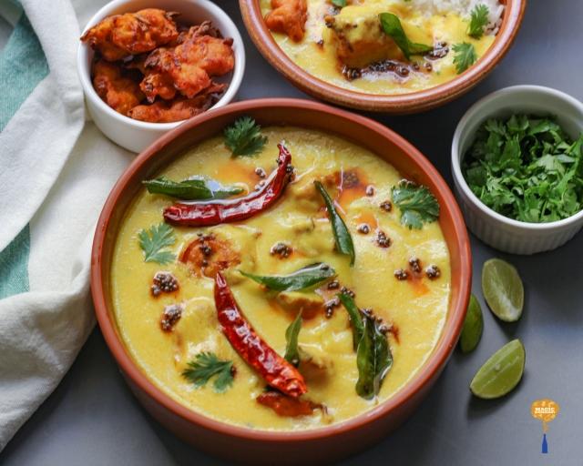 photo of Chicken kadhi pakora