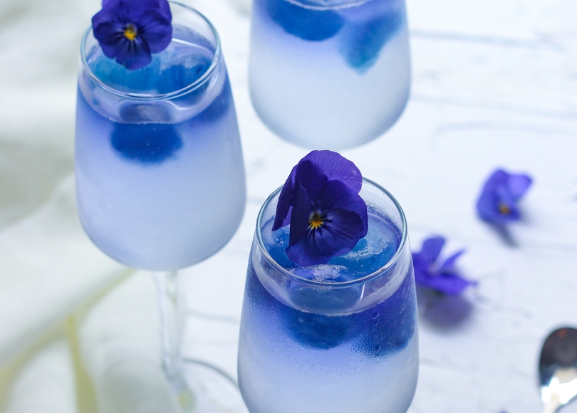 Photo of Butterfly pea blue tea