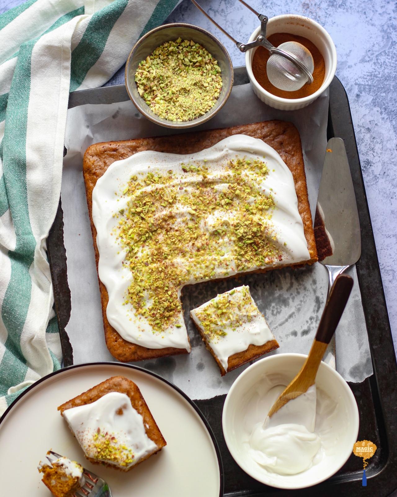 Photo of Carrot Cake