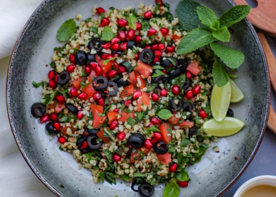 Photo of Tabbouleh