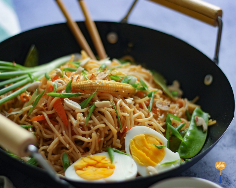 Photo of Vegetable Hakka noodles
