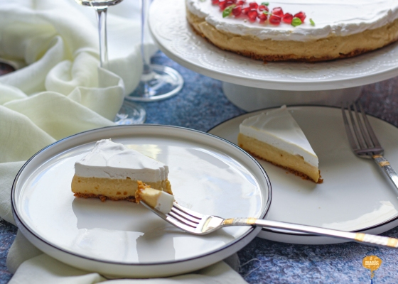 Photo of Pumpkin cheese cake