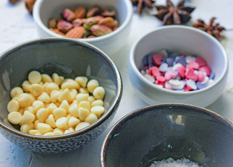 photo of Ingredients for food styling