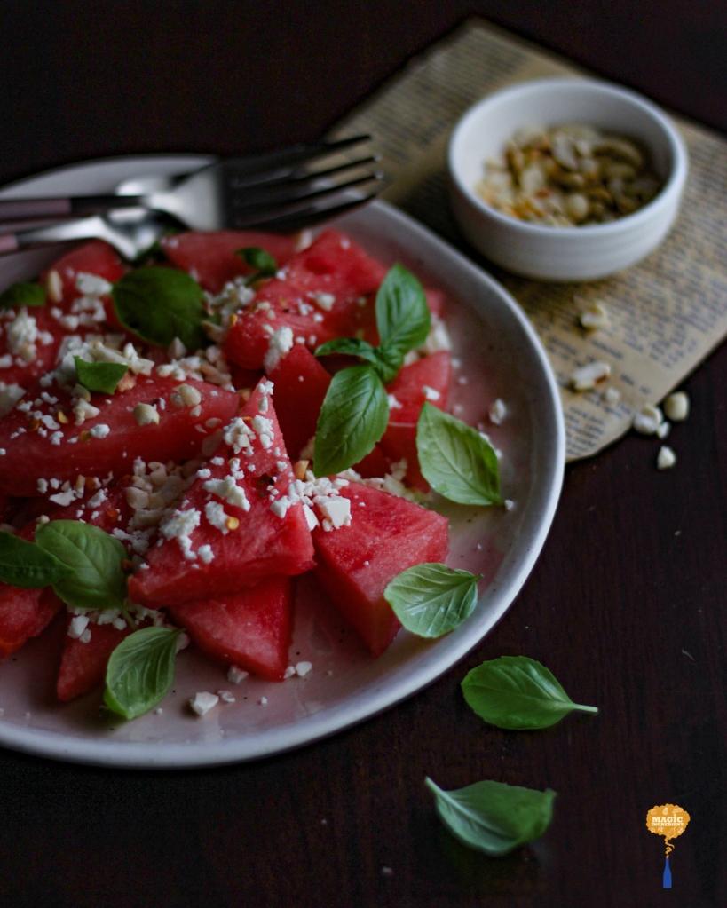 photo of Watermelon Feta Salad