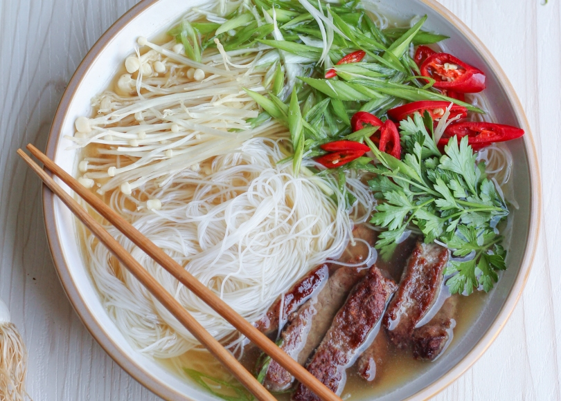 photo of Pho Broth - The Little Soup Shop