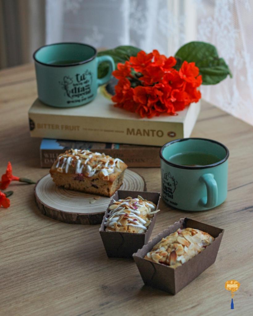 Photo of Strawberry honey cakes
