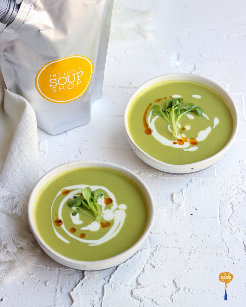 photo of Green Aspharagus Soup