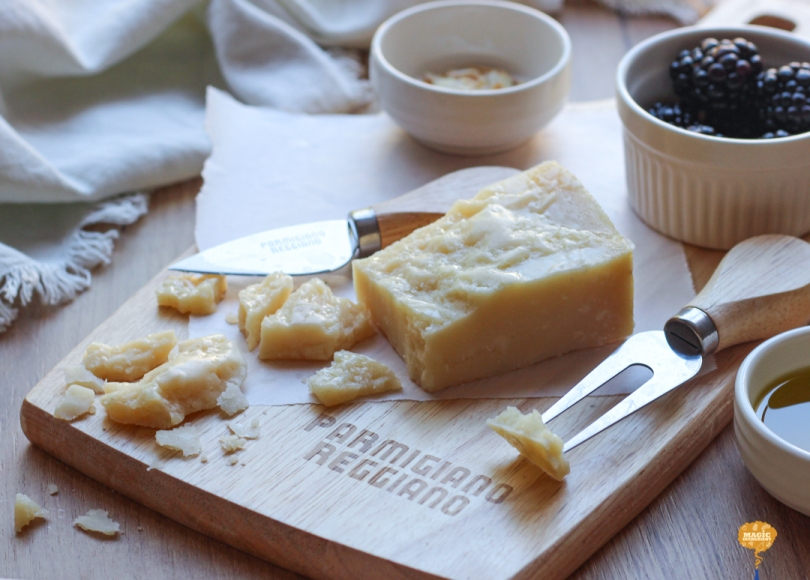 photo of Parmigiano Reggiano