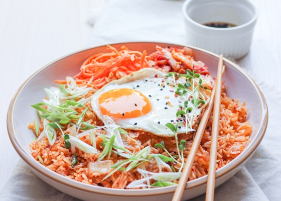 photo of Kimchi fried rice