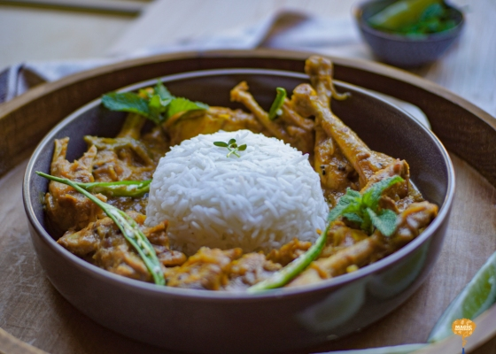 photo of Assamese Style Lemon Chicken