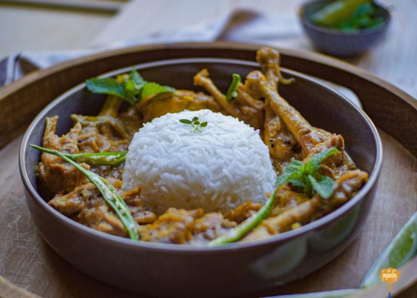 photo of Assamese Style Lemon Chicken