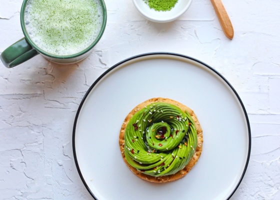 photo of Matcha Evo Toast