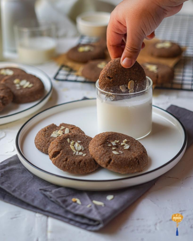 Recipe of Ragi (finger millet) cookies
